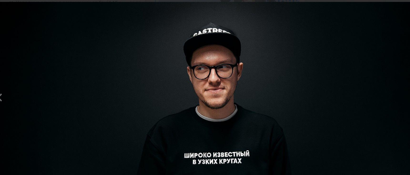 SMM-щик, хайпбист и пианист Андрей Фрольченков