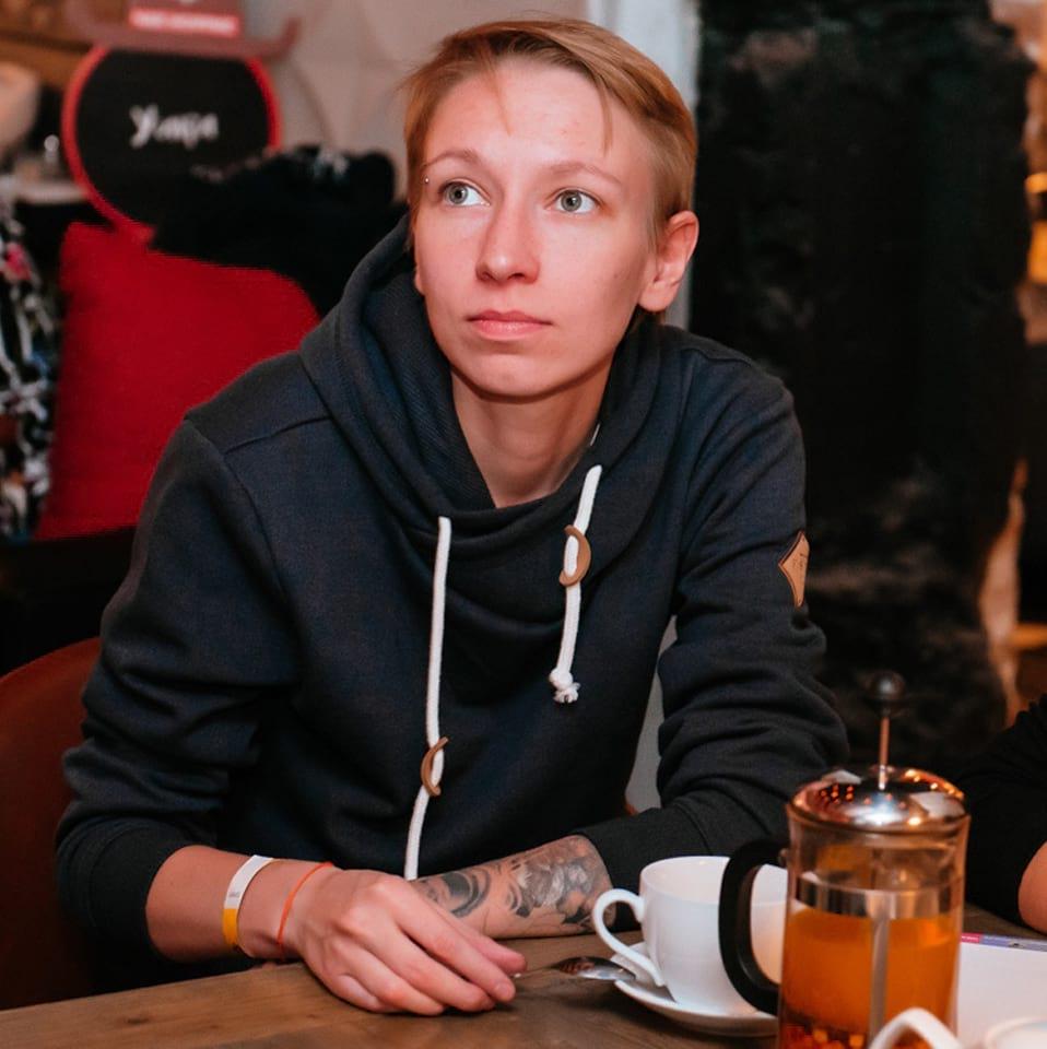 Алёна Сорокина