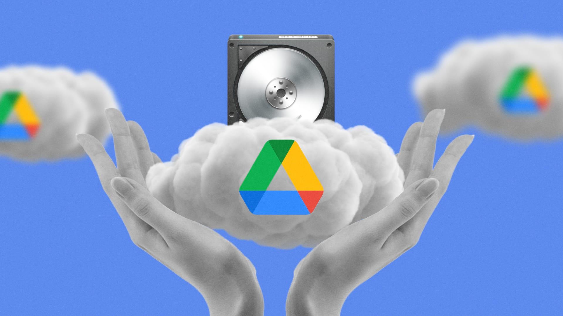 Google Диск для SMM-щика: чем полезен и как пользоваться