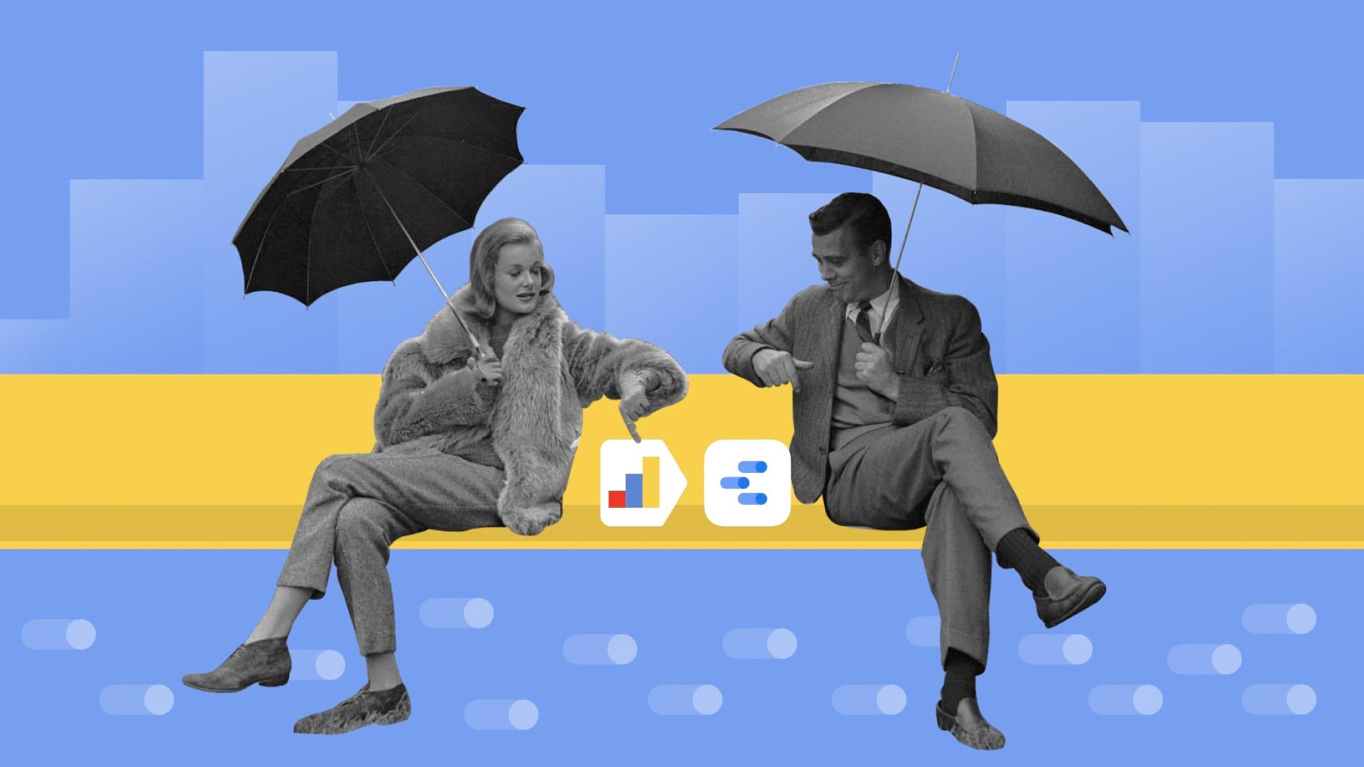 Из Яндекс.Метрики в Google Data Studio: как передать и визуализировать данные
