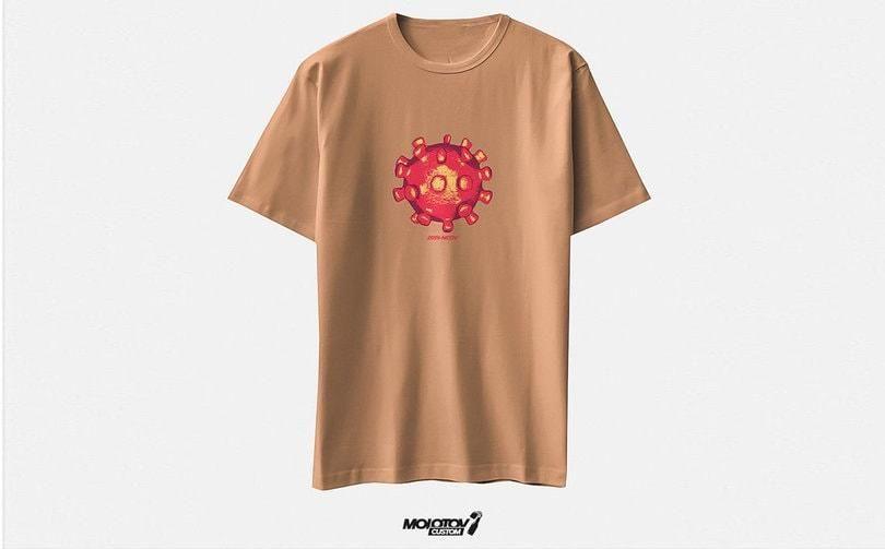 Пример дизайна майки Molotov Custom